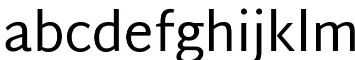 Martel Sans Font LOWERCASE
