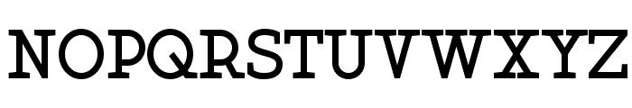 Martell Black Font UPPERCASE