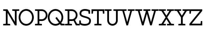Martell Bold Font UPPERCASE