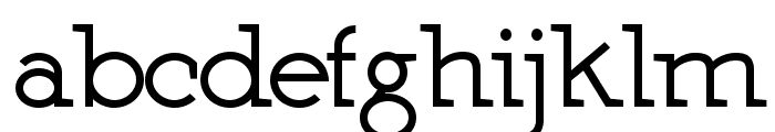 Martell Bold Font LOWERCASE