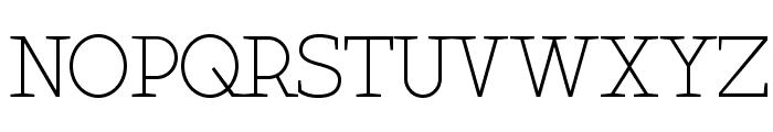 Martell  Light Font UPPERCASE