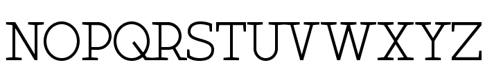 Martell Normal Font UPPERCASE