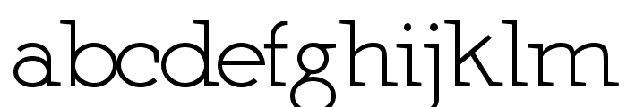 Martell Normal Font LOWERCASE