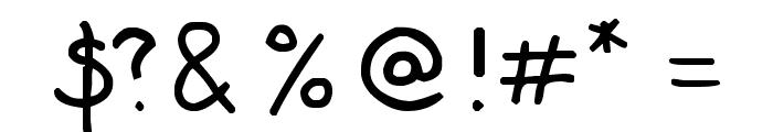 Martin Sans Font OTHER CHARS