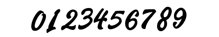MarttabuckDEMO Font OTHER CHARS