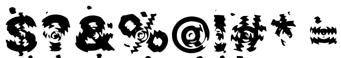 Marusya Font OTHER CHARS