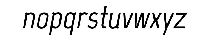 Marvel Bold Italic Font LOWERCASE