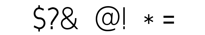 Marvel-Regular Font OTHER CHARS