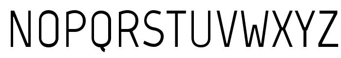 Marvel-Regular Font UPPERCASE