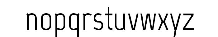 Marvel-Regular Font LOWERCASE