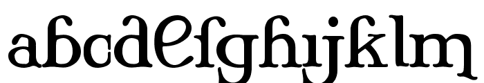 Mary Jane Alternate Font LOWERCASE