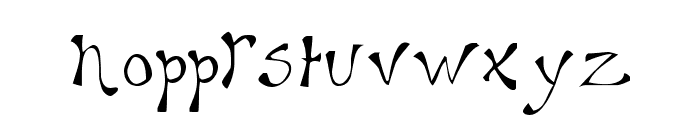 Maryellen Font UPPERCASE