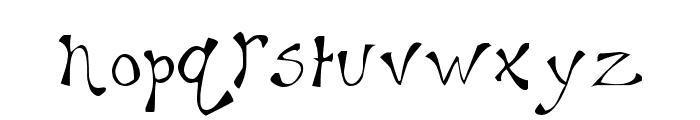 Maryellen Font LOWERCASE