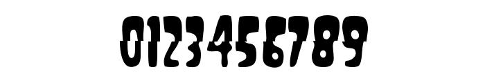 Masacre Digital Font OTHER CHARS