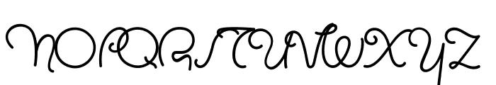 Masana-1Propia Font UPPERCASE