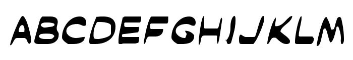 Masked Marvel Light Font UPPERCASE