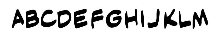Masked Marvel Rotate Font LOWERCASE