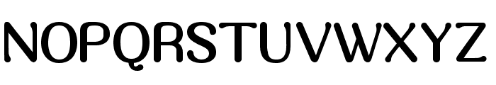 Massa Bold Font UPPERCASE