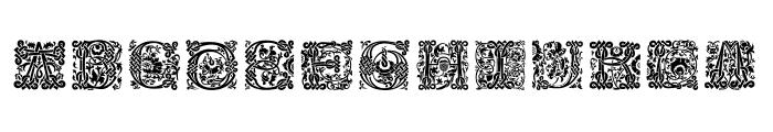 MasselleAM Font LOWERCASE