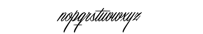 Masterics Personal Use Font LOWERCASE
