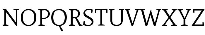 Mate-Regular Font UPPERCASE