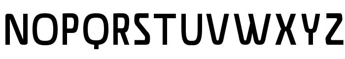 Material Sans Medium Font UPPERCASE