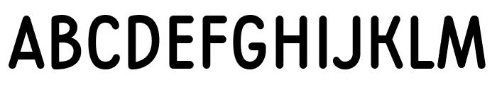 Matias Font UPPERCASE