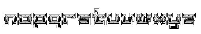 Matilda The Iron Lady Regular Font LOWERCASE