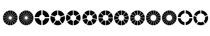 Matonomannaka Font LOWERCASE