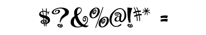 Matreshka Font OTHER CHARS