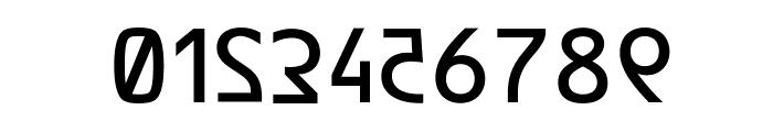 Matrix Code NFI Font OTHER CHARS