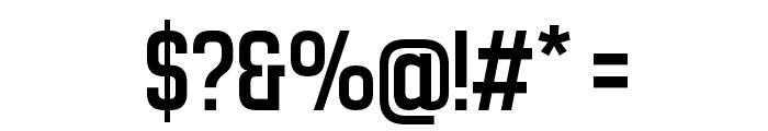 Matthan Sans Regular Font OTHER CHARS