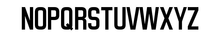 Matthan Sans Regular Font UPPERCASE