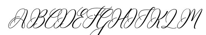 Matthew Font UPPERCASE