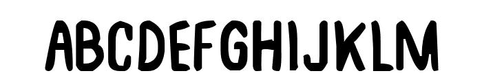 Matty Font LOWERCASE