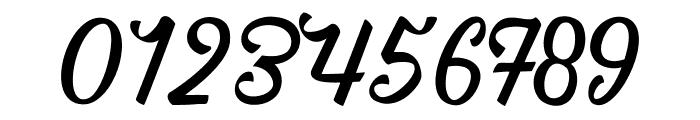 Mauritian Vibration Font OTHER CHARS