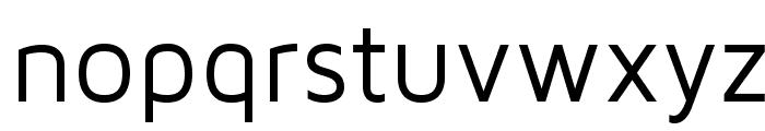 MavenProRegular Font LOWERCASE