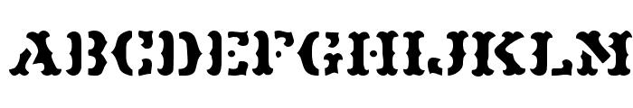 Maverick JL Font LOWERCASE