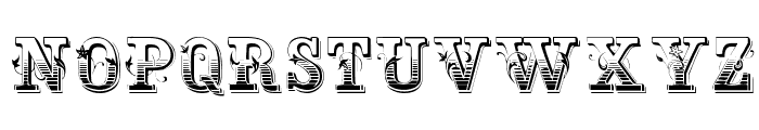 MaxInitiale Font UPPERCASE