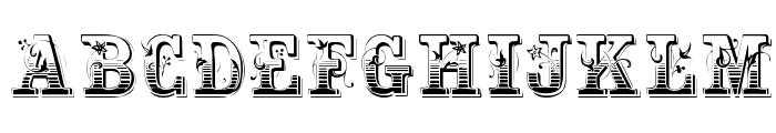 MaxInitiale Font LOWERCASE