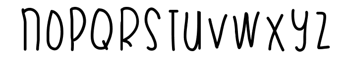 MaxiTheChiwahwah Font LOWERCASE