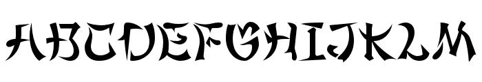 MaximageGimbadong Font LOWERCASE