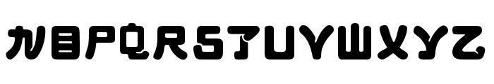 MaximageJululu Font LOWERCASE