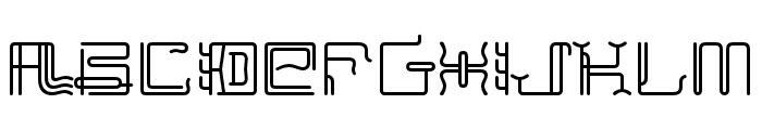 MaximageZhiLong Font LOWERCASE
