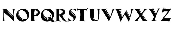 MaximilianAntiquaSmallCaps Font UPPERCASE