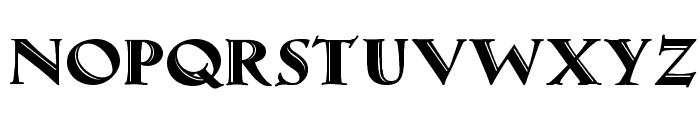 MaximilianAntiquaSmallCaps Font LOWERCASE