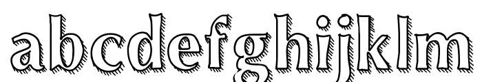 Maximum Font LOWERCASE
