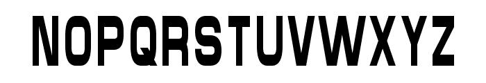 Maximus Condensed Font UPPERCASE