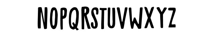 Mayblossom DEMO Regular Font UPPERCASE