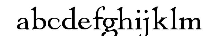 Mayflower Antique Font LOWERCASE